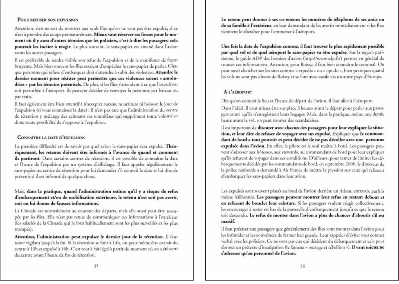 Top Expulsions de sans-papiers : associations contre policiers IT14