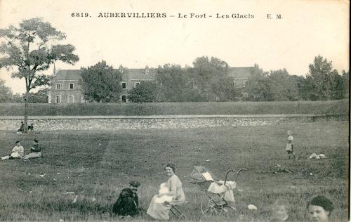Carte postale, années 1920