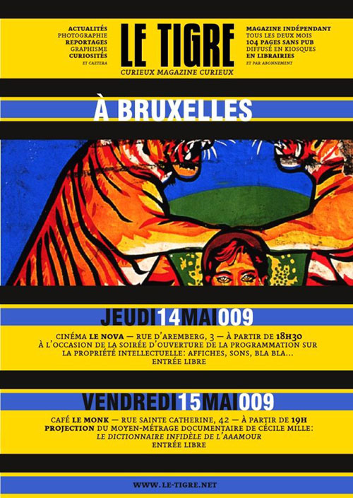 Invitation Bruxelles