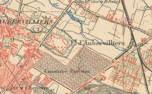 Carte de 1900