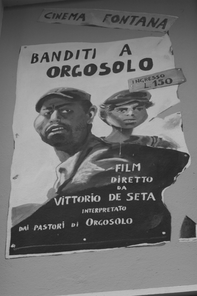 bandits d'orgosolo