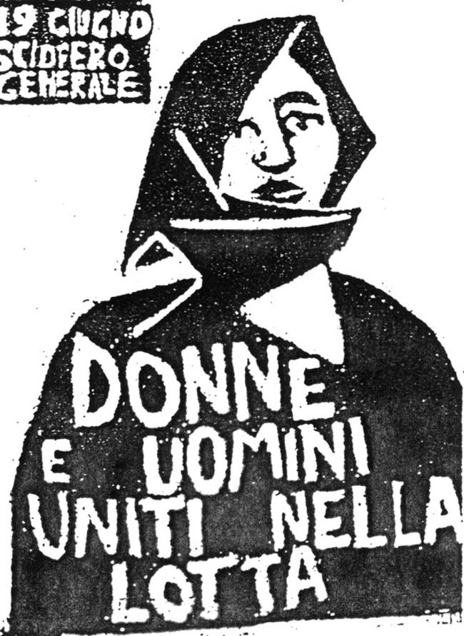 affiche femmes du village